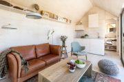 Фото 44 Диван на маленькой кухне: обзор практичных моделей диванов для комфортной кухонной зоны