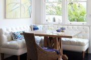 Фото 48 Диван на маленькой кухне: обзор практичных моделей диванов для комфортной кухонной зоны