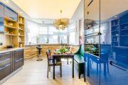Фото 49 Диван на маленькой кухне: обзор практичных моделей диванов для комфортной кухонной зоны