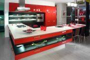 Фото 13 Дизайн совмещенной кухни-гостиной с барной стойкой: 75 мультифункциональных и современных интерьеров