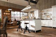 Фото 21 Дизайн совмещенной кухни-гостиной с барной стойкой: 75 мультифункциональных и современных интерьеров