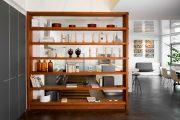 Фото 29 Дизайн совмещенной кухни-гостиной с барной стойкой: 75 мультифункциональных и современных интерьеров