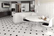 Фото 34 Дизайн совмещенной кухни-гостиной с барной стойкой: 75 мультифункциональных и современных интерьеров
