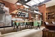 Фото 41 Дизайн совмещенной кухни-гостиной с барной стойкой: 75 мультифункциональных и современных интерьеров