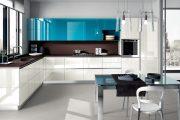 Фото 44 Дизайн совмещенной кухни-гостиной с барной стойкой: выбор планировки, стили и 70+ идей для вдохновения