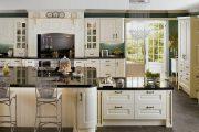 Фото 47 Дизайн совмещенной кухни-гостиной с барной стойкой: 75 мультифункциональных и современных интерьеров