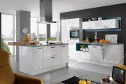 Фото 48 Дизайн совмещенной кухни-гостиной с барной стойкой: выбор планировки, стили и 70+ идей для вдохновения