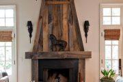 Фото 52 Интерьер деревенского дома: стилистические тонкости оформления и 85+ уютных и комфортных вариантов