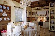 Фото 6 Интерьер деревенского дома: стилистические тонкости оформления и 85+ уютных и комфортных вариантов