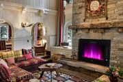 Фото 54 Интерьер деревенского дома: стилистические тонкости оформления и 85+ уютных и комфортных вариантов