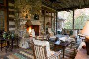Фото 7 Интерьер деревенского дома: стилистические тонкости оформления и 85+ уютных и комфортных вариантов