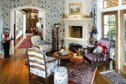 Фото 59 Интерьер деревенского дома: стилистические тонкости оформления и 85+ уютных и комфортных вариантов
