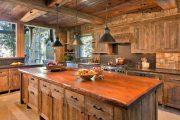 Фото 61 Интерьер деревенского дома: стилистические тонкости оформления и 85+ уютных и комфортных вариантов
