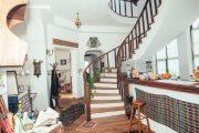 Фото 62 Интерьер деревенского дома: стилистические тонкости оформления и 85+ уютных и комфортных вариантов