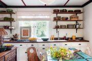 Фото 8 Интерьер деревенского дома: стилистические тонкости оформления и 85+ уютных и комфортных вариантов