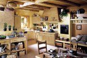 Фото 74 Интерьер деревенского дома: стилистические тонкости оформления и 85+ уютных и комфортных вариантов