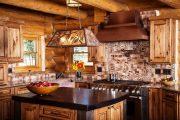 Фото 45 Интерьер деревенского дома: стилистические тонкости оформления и 85+ уютных и комфортных вариантов