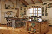 Фото 17 Интерьер деревенского дома: стилистические тонкости оформления и 85+ уютных и комфортных вариантов