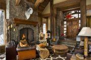 Фото 48 Интерьер деревенского дома: стилистические тонкости оформления и 85+ уютных и комфортных вариантов