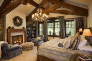 Фото 30 Интерьер деревенского дома: стилистические тонкости оформления и 85+ уютных и комфортных вариантов