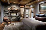 Фото 32 Интерьер деревенского дома: стилистические тонкости оформления и 85+ уютных и комфортных вариантов