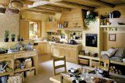 Фото 34 Интерьер деревенского дома: стилистические тонкости оформления и 85+ уютных и комфортных вариантов