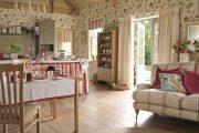 Фото 50 Интерьер деревенского дома: стилистические тонкости оформления и 85+ уютных и комфортных вариантов