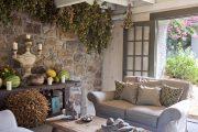 Фото 37 Интерьер деревенского дома: стилистические тонкости оформления и 85+ уютных и комфортных вариантов