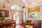 Фото 38 Интерьер деревенского дома: стилистические тонкости оформления и 85+ уютных и комфортных вариантов