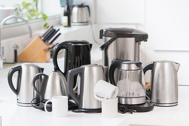 Накипь образуется во всех электрических чайниках, вне зависимости от модели