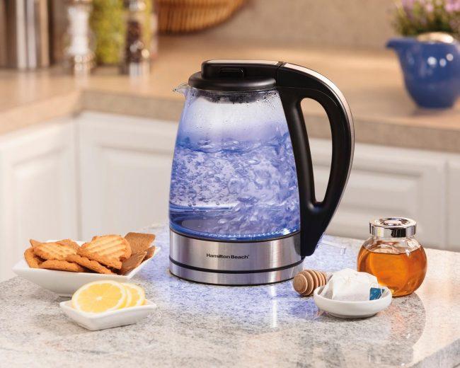 Электрический чайник - незаменимая вещь на любой кухне