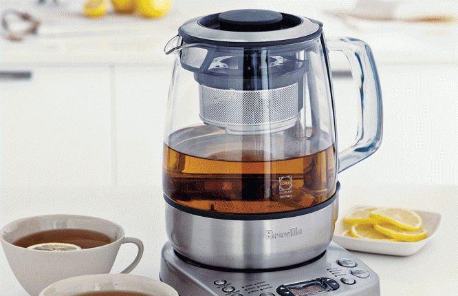 Чтобы очистить электрический чайник от накипи в домашних условиях