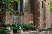 Фото 13 Облицовочный кирпич для фасада: выбор, способы укладки и 70 лучших решений для эстетичной облицовки