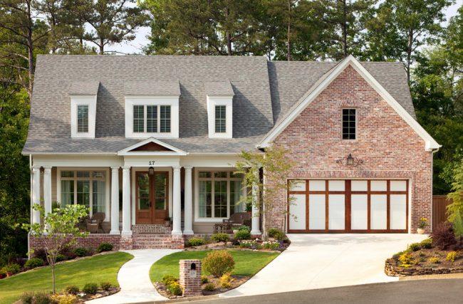 Для кирпичной облицовки фасада подойдет только плюсовая температура воздуха