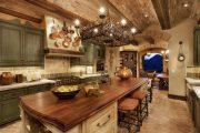 Фото 1 Коричневая кухня: оформление интерьера в шоколадных оттенках и 85 теплых и уютных воплощений