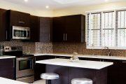 Фото 3 Коричневая кухня: оформление интерьера в шоколадных оттенках и 85 теплых и уютных воплощений
