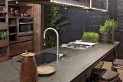 Фото 13 Коричневая кухня: оформление интерьера в шоколадных оттенках и 85 теплых и уютных воплощений