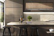 Фото 16 Коричневая кухня: оформление интерьера в шоколадных оттенках и 85 теплых и уютных воплощений