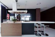 Фото 19 Коричневая кухня: оформление интерьера в шоколадных оттенках и 85 теплых и уютных воплощений