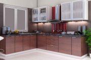 Фото 5 Коричневая кухня: оформление интерьера в шоколадных оттенках и 85 теплых и уютных воплощений