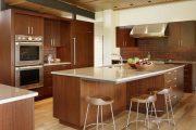 Фото 23 Коричневая кухня: оформление интерьера в шоколадных оттенках и 85 теплых и уютных воплощений