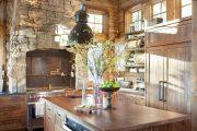 Фото 28 Коричневая кухня: оформление интерьера в шоколадных оттенках и 85 теплых и уютных воплощений
