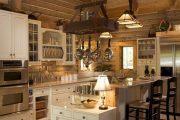 Фото 30 Коричневая кухня: оформление интерьера в шоколадных оттенках и 85 теплых и уютных воплощений