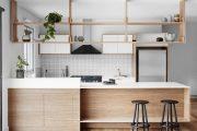 Фото 39 Коричневая кухня: оформление интерьера в шоколадных оттенках и 85 теплых и уютных воплощений