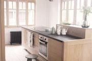 Фото 41 Коричневая кухня: оформление интерьера в шоколадных оттенках и 85 теплых и уютных воплощений