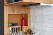 Фото 43 Коричневая кухня: оформление интерьера в шоколадных оттенках и 85 теплых и уютных воплощений