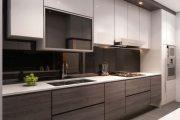 Фото 8 Коричневая кухня: оформление интерьера в шоколадных оттенках и 85 теплых и уютных воплощений