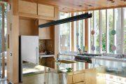 Фото 45 Коричневая кухня: оформление интерьера в шоколадных оттенках и 85 теплых и уютных воплощений