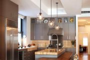 Фото 49 Коричневая кухня: оформление интерьера в шоколадных оттенках и 85 теплых и уютных воплощений