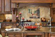 Фото 52 Коричневая кухня: оформление интерьера в шоколадных оттенках и 85 теплых и уютных воплощений